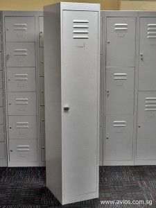 1 Tier Metal Steel Locker