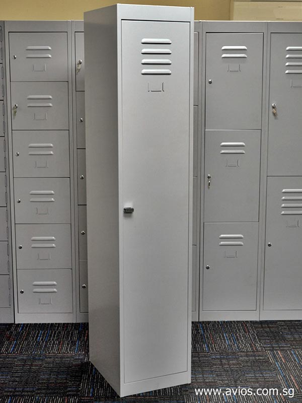 Metal Lockers For Bedrooms 1 Tier Metal Steel Locker Avios. Kids ...