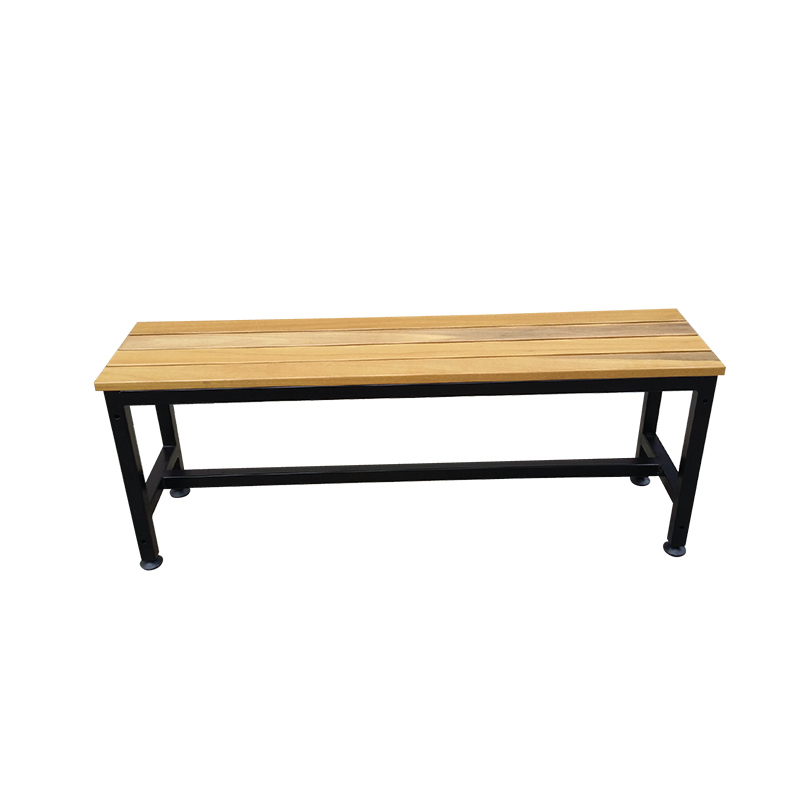 Hardwood Locker Room Benches