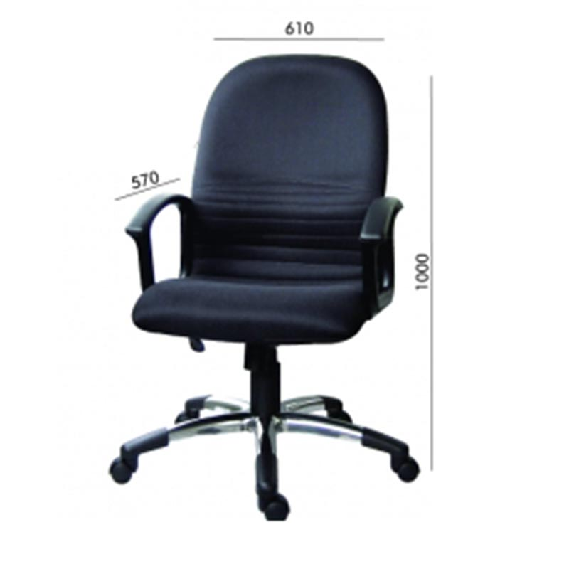 mid back office chair avios