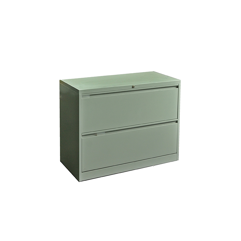 2 Drawers Lateral File Cabinet